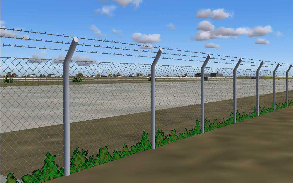 Hi tech fence and steel industry